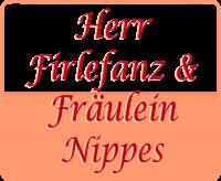 Herr Firlefanz & Fräulein Nippes-Logo